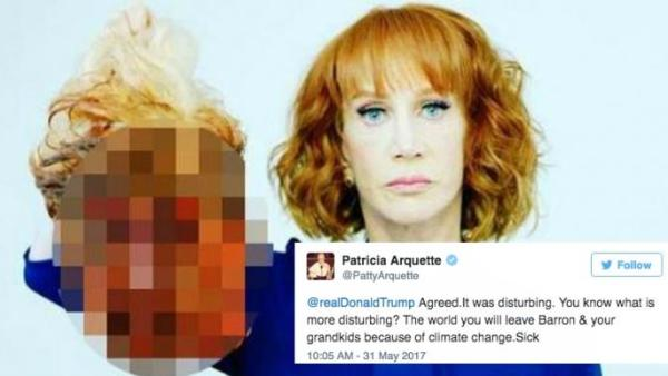 3 Comedians With Trump in Common: Kathy Griffin, Steve Colbert and Hasan Minhaj