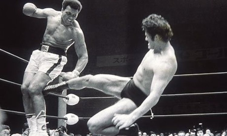 tumblr ali vs inoki leg sweep boxer vs wrestler