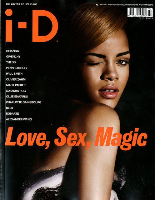 rihanna covers id