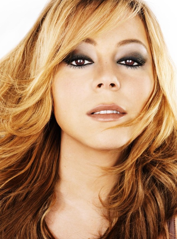 Mariah Carey Eyes March 2013 Album - Grape Juice