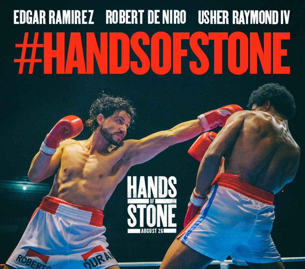 Image result for hands of stone movie