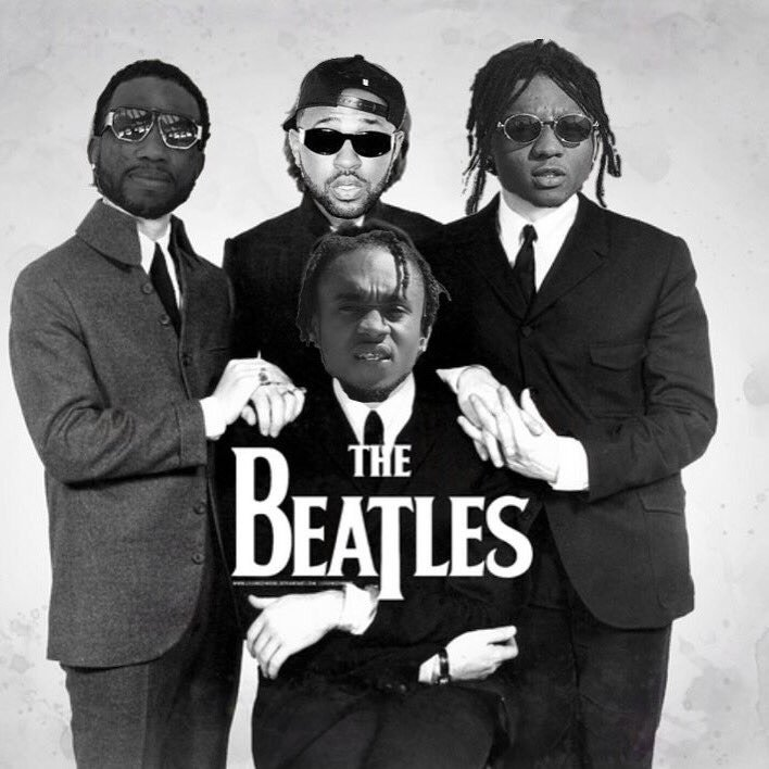 Image result for black beatles
