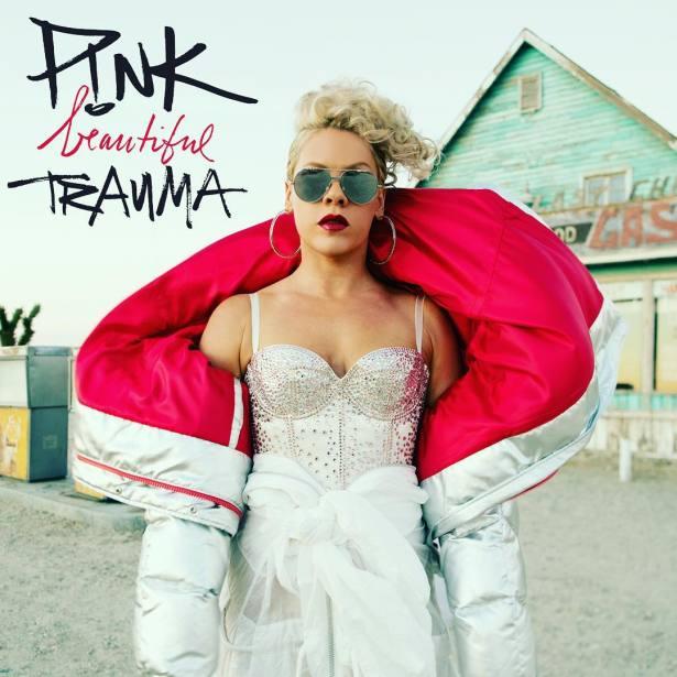 Pink - Beautiful Trauma ile ilgili görsel sonucu