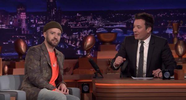 Justin Timberlake wystąpił w The Tonight Show