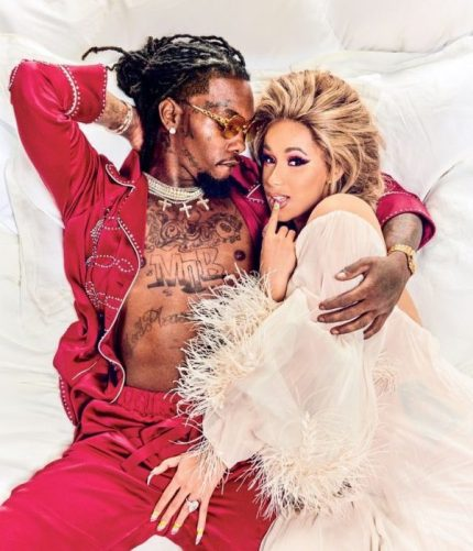 Image result for cardi b and offset