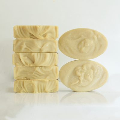 Goat's milk Oatmeal Soap