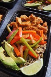 Chicken-Fajita-and-Quinoa-Bowl