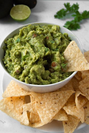 5 Minute Basic Guacamole 3