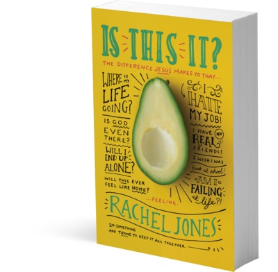 Is This It? by Rachel Jones - A Review