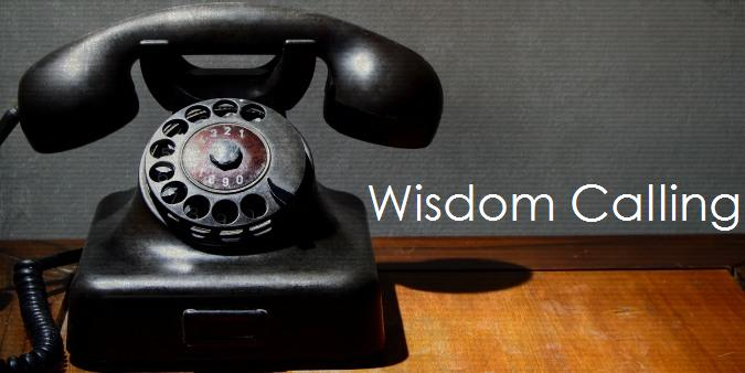 Where do you find Wisdom?