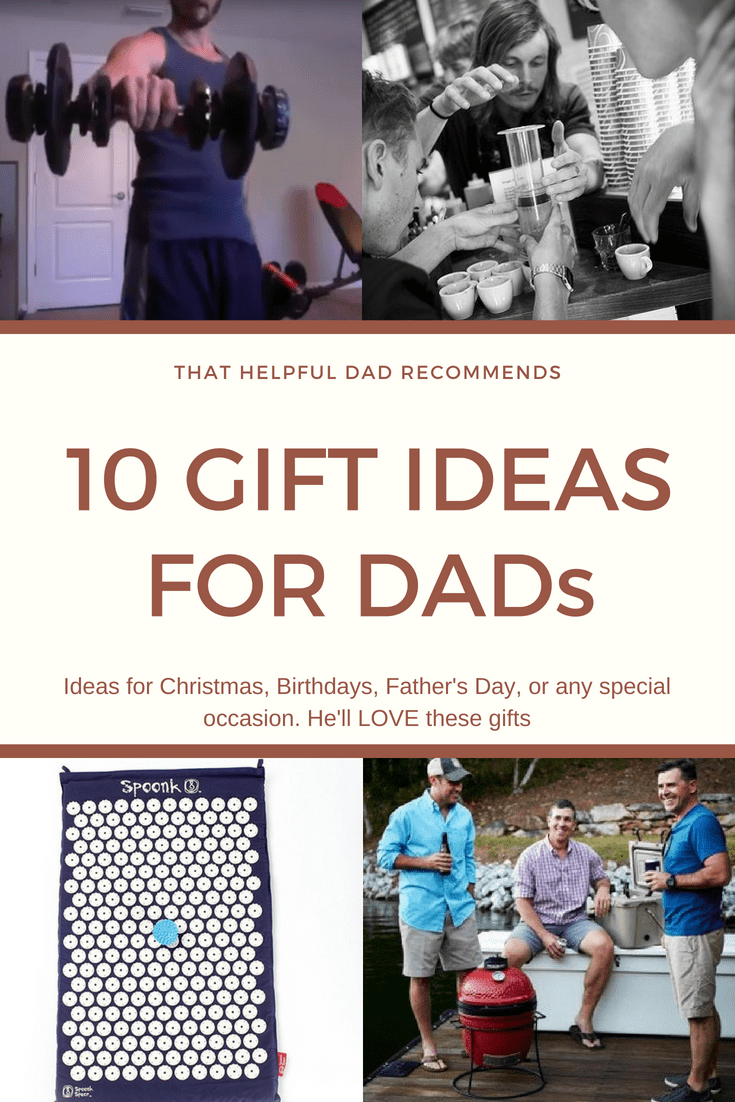 gifts for dad 10