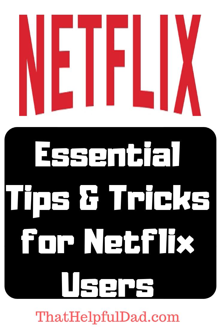 Netflix Help Guide – Changing Plan, Profile, Parental Controls, Finding 4k Content, & More