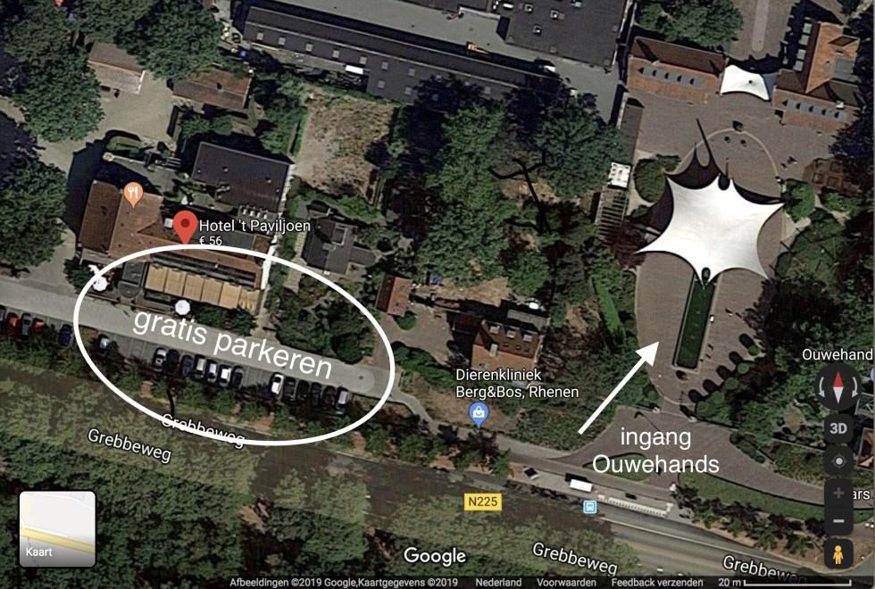 parkeren Ouwehands Dierenpark, Ouwehands Dierenpark, Rhenen, dierentuin, parkeren