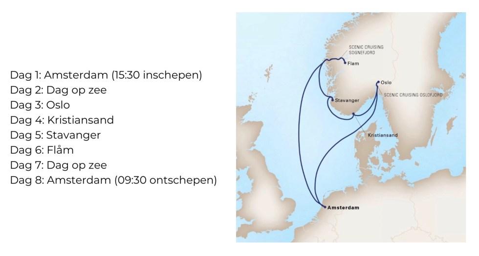 cruise Noorwegen, Viking Saga cruise, HAL, Holland America Line, reizen met een cruise, reizen per cruise, Noorwegen cruise, thathomepage, (th)athomepage