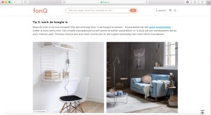 Fonq, in de media, portfolio, String Furniture, wandbureau, interieurinspiratie, thathomepage, (th)athomepage, Linda Hummel