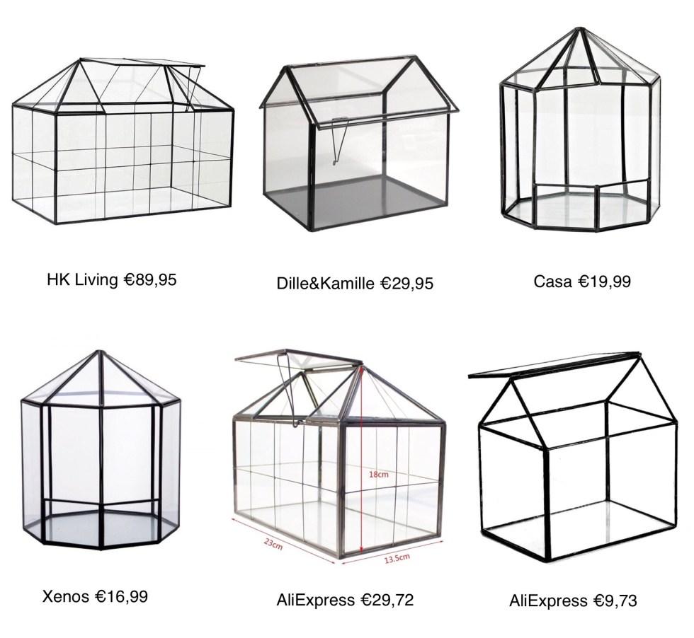 herfsthuisje, herfsttafel, herfstdecoratie, huisje, terrarium, kweekkas, kweekkasje, kweekkasje huis, terrarium huis