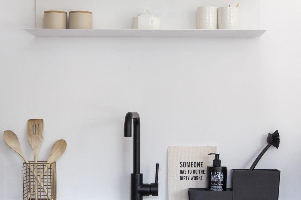 zwarte kraan, zwarte kranen, zwart sanitair, keuken, keuken makeover, keukeninspiratie, thathomepage, (th)athomepage, interieurinspiratie, interieurblog