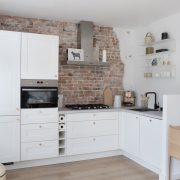 keuken, interieurblog, keuken makeover, makeover, keukeninspiratie, bakstenen muur, stenen muur, oude muur, Stonepress, Superkeukens, interieurinspiratie, thathomepage, (th)athomepage