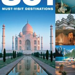 Idea #2: 501 must-visit destinations book