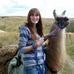 Idea #4: Llama trekking