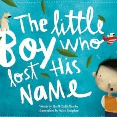 Idea #11: 'Lost my name' books