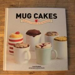 Idea #26: Mug cake recipe book
