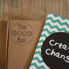 Idea #33: This Good Box