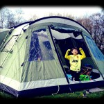 Camping in Clitheroe