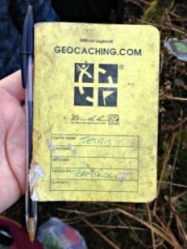 geocaching book