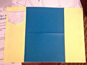blank lapbook