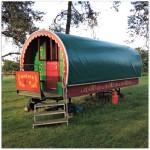 Our Gypsy Wagon Weekend