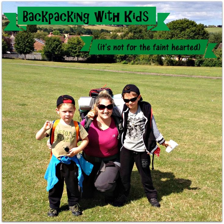 backpacking kids title image