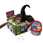 Win Halloween goodies with HARIBO