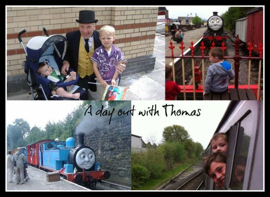 Thomas-Collage