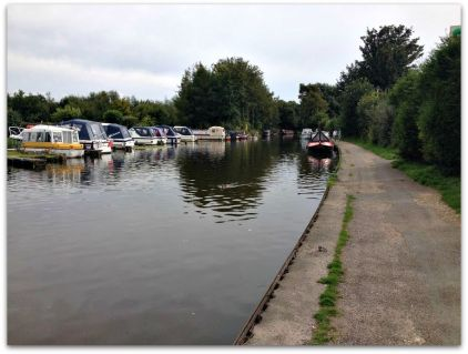 canal turn