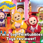 Teletubbies Toy Range 2016