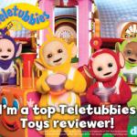 Teletubbies Toy Range 2016