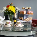 Mother's Day tea party: a welcome treat with Co-operative Food