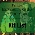 Our backpacking adventure: backpacking kit