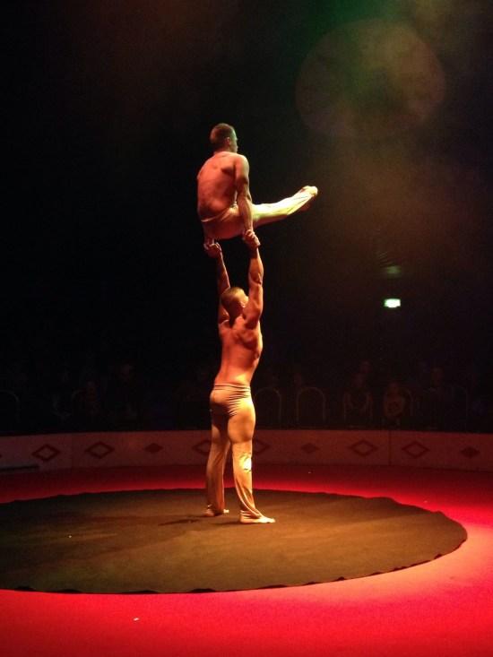 Winter Wonderland circus