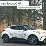 Road Tripping with the Toyota C-HR