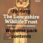 Becoming Wildlife Trust members