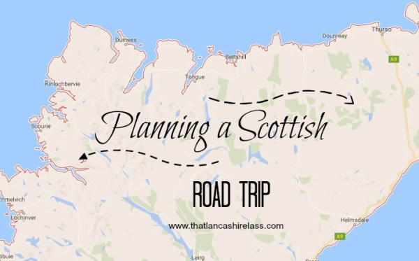 Scottish Road Trip