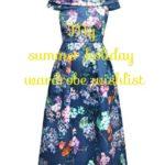My holiday wardrobe wishlist