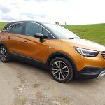 Car Review: Vauxhall Crossland X