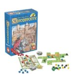 Game review: Carcassonne