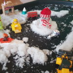 Snow Day Toddler Activities