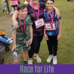 Race for Life: A family event
