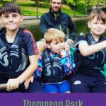 Thompson Park, Burnley