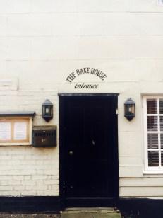 'The Bake House'